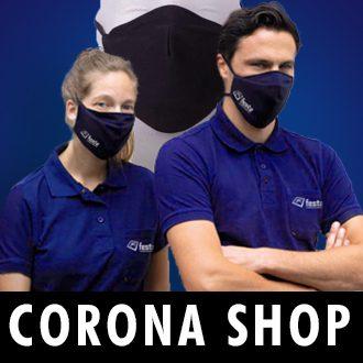 Corona shop