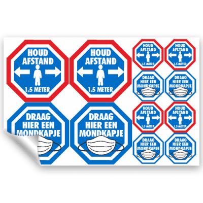 festa stickers corona
