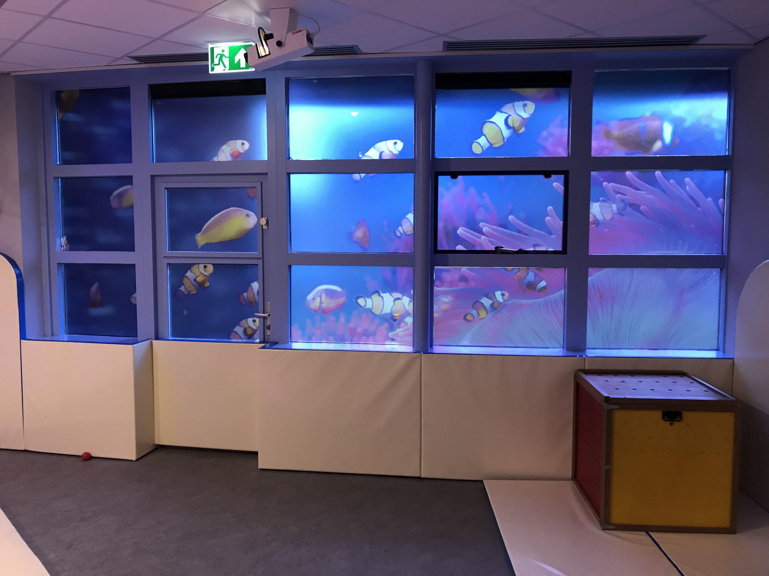 Festa printerieur aquarium