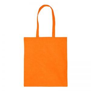 Festa Katoenen-draagtas-luxury oranje