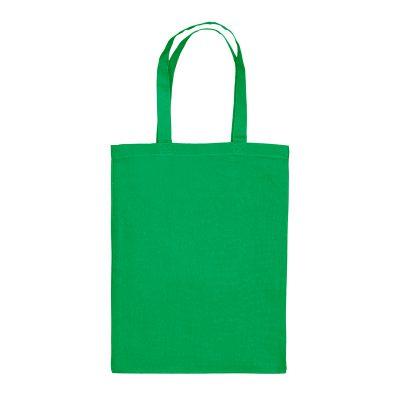 Festa katoenen draagtas mini groen