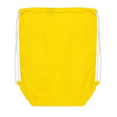Festa katoenen rugtas geel