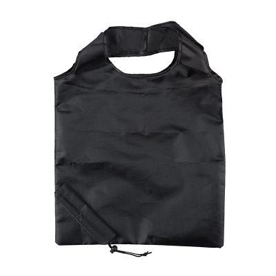 festa polyester opvouwtas zwart
