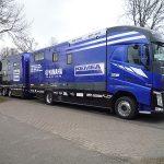 truck & trailer full colour belettering