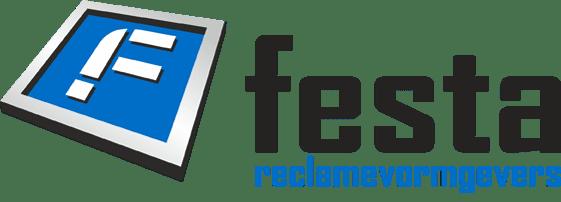Festa Reclamevormgevers logo