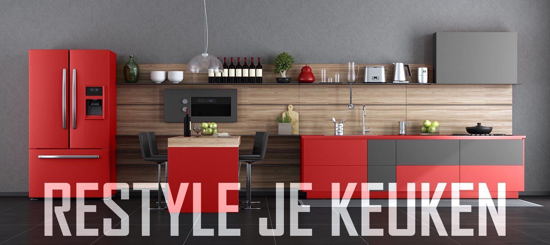 festa restyle je keuken
