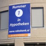 Rabobank vlag