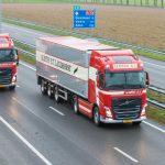 Albers belttering trailer en cabine